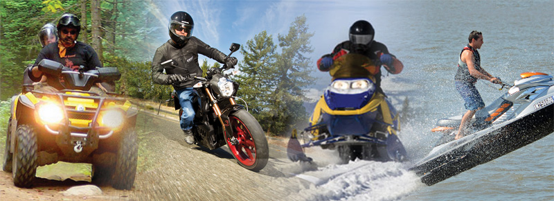 ATV, Motorcycle, Snowmobile, Marine & RV Batteries